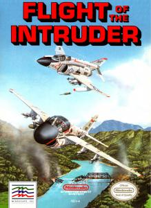 Flight of the Intruder (Simulation, 1991 год)