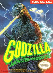 Godzilla: Monster of Monsters (Arcade, 1989 год)