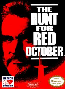 The Hunt for Red October (Arcade, 1991 год)