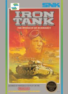 Iron Tank: The Invasion of Normandy (Arcade, 1988 год)