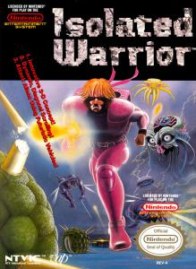 Isolated Warrior (Arcade, 1991 год)