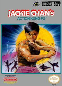Jackie Chan's Action Kung Fu (Arcade, 1990 год)