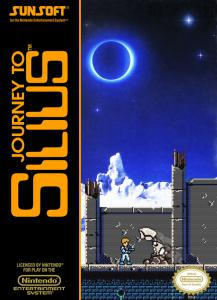 Journey to Silius (Arcade, 1990 год)