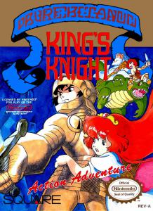 King's Knight (Arcade, 1989 год)