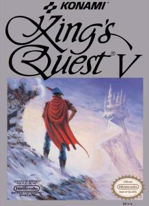 Постер King's Quest V: Absence Makes the Heart Go Yonder