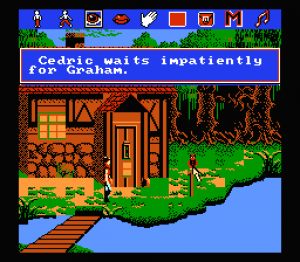 King's Quest V: Absence Makes the Heart Go Yonder