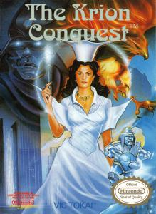 Постер The Krion Conquest