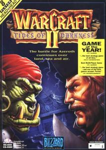 Постер Warcraft 2: Tides of Darkness
