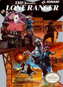 The Lone Ranger (Arcade, 1991 год)