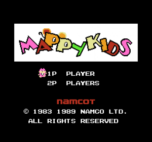 Mappy Kids