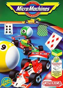 Micro Machines (Racing, 1991 год)