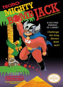 Mighty Bombjack (Arcade, 1986 год)