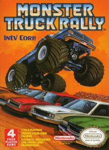 Monster Truck Rally (Racing, 1989 год)