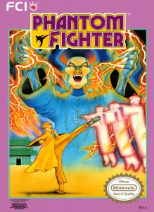 Phantom Fighter (Arcade, 1990 год)