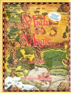 Постер Might and Magic, Book One: Secret of the Inner Sanctum