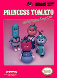 Постер Princess Tomato in the Salad Kingdom