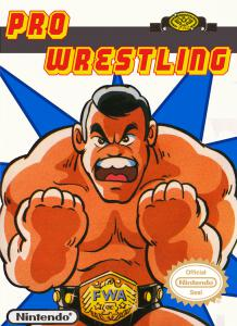 Pro Wrestling (Sports, 1987 год)