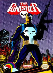 The Punisher (Arcade, 1990 год)