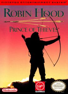 Robin Hood: Prince of Thieves (Role-Playing, 1991 год)