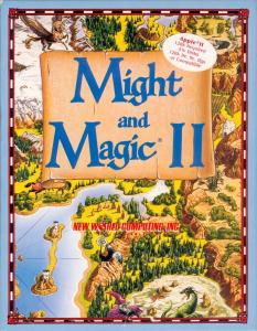 Might and Magic Book Two: Gates to Another World (Role-Playing, 1988 год)