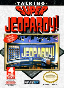 Super Jeopardy! (Strategy, 1991 год)