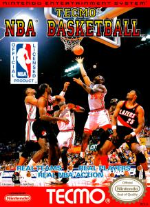 Tecmo NBA Basketball (Sports, 1992 год)