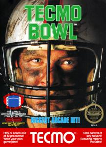 Tecmo Super Bowl (Sports, 1991 год)