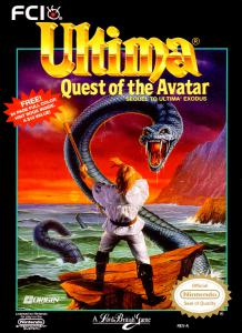 Ultima IV: Quest of the Avatar (Role-Playing, 1990 год)