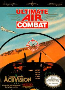 Ultimate Air Combat (Arcade, 1992 год)