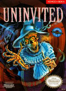 Uninvited (Adventure, 1991 год)