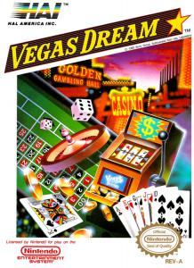 Постер Vegas Dream