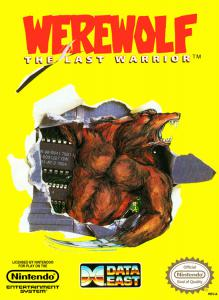 Werewolf: The Last Warrior (Arcade, 1990 год)