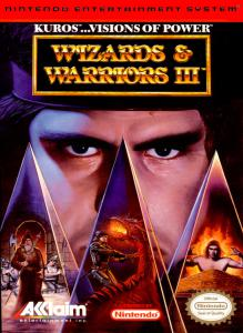 Wizards & Warriors III: Kuros - Visions of Power (Arcade, 1992 год)