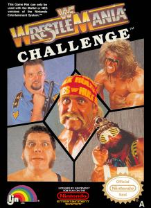 WWF Wrestlemania (Sports, 1989 год)