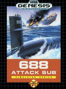 688 Attack Sub (Simulation, 1991 год)