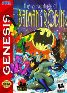 The Adventures of Batman & Robin (Arcade, 1995 год)