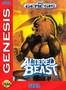 Altered Beast (Arcade, 1989 год)
