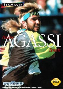 Andre Agassi Tennis (Sports, 1992 год)