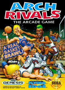 Arch Rivals (Sports, 1992 год)