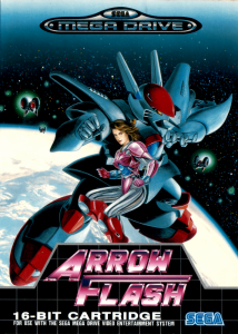 Arrow Flash (Arcade, 1990 год)