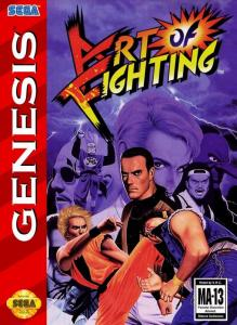 Art of Fighting (Arcade, 1994 год)