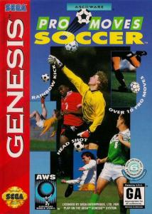 AWS Pro Moves Soccer (Sports, 1994 год)