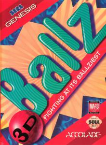 Ballz 3D: Fighting at its Ballziest (Arcade, 1994 год)