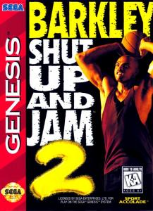 Barkley: Shut Up and Jam 2 (Sports, 1995 год)