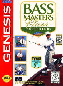 Bass Masters Classic: Pro Edition (Simulation, 1996 год)