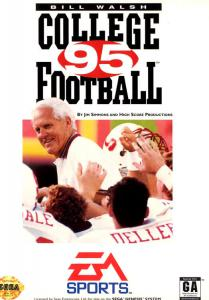 Постер Bill Walsh College Football 95