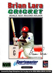 Brian Lara Cricket '96 (Sports, 1996 год)