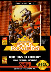 Buck Rogers: Countdown to Doomsday (Role-Playing, 1991 год)