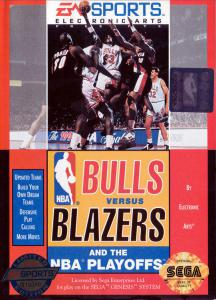 Bulls vs. Blazers and the NBA Playoffs (Sports, 1993 год)