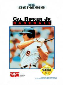 Cal Ripken Jr. Baseball (Sports, 1992 год)